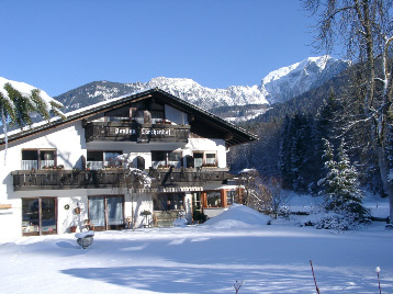 Klettersteigset Verleih Berchtesgaden : Geführte schneeschuhwanderungen in berchtesgaden schönau